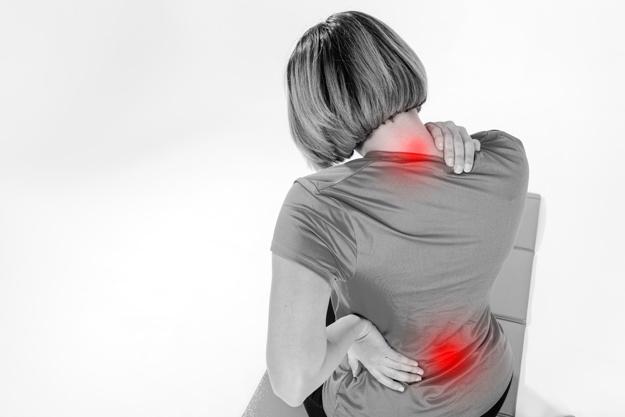 Lumbalgia y hernia discal